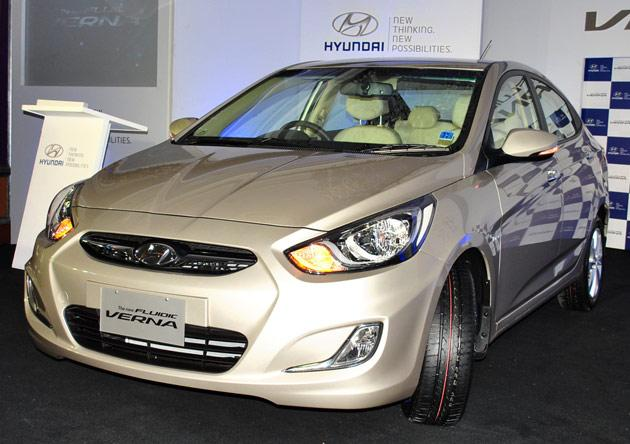The new Verna which was launched on the 11 May, 2011 in New Delhi has received an overwhelming response from our customers and clocked over 5,000 bookings pan India. The new Verna is available across the country with much acclaimed, class-leading features set it apart from the existing cars in this segment.