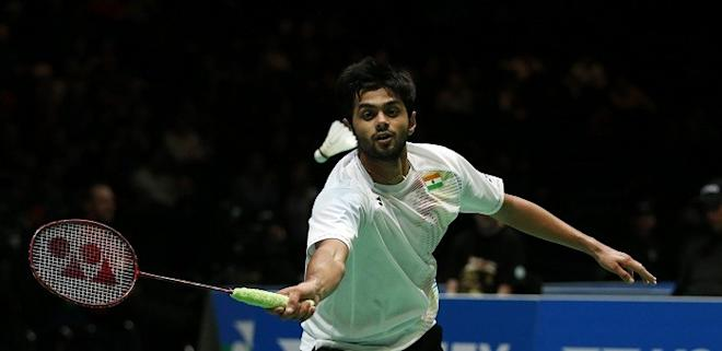 B Sai Praneeth, Kidambi Srikanth, B Sai Praneeth defeats Kidambi Srikanth, OUE Singapore Open. OUE Singapore Open Men's final, badminton, badminton news,