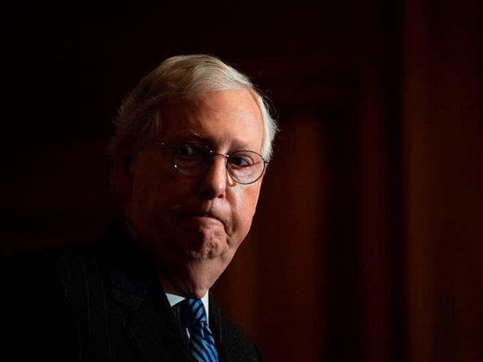 Portrait of McConnell