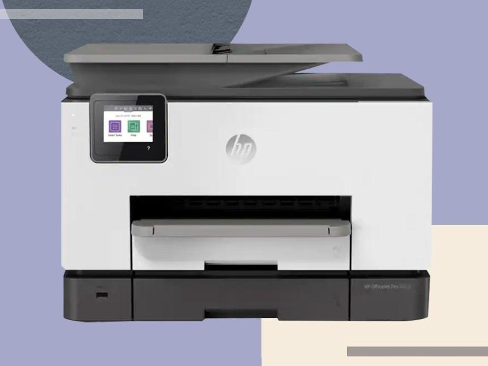 We tested the 9020 on print speed and quality, ease of set up, tech specs, ink usage and general look and feel (iStock/The Independent)