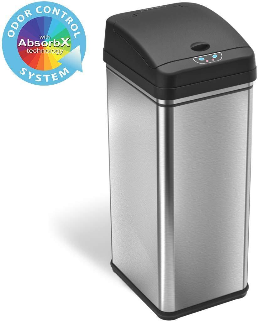 best kitchen trash cans itouchless