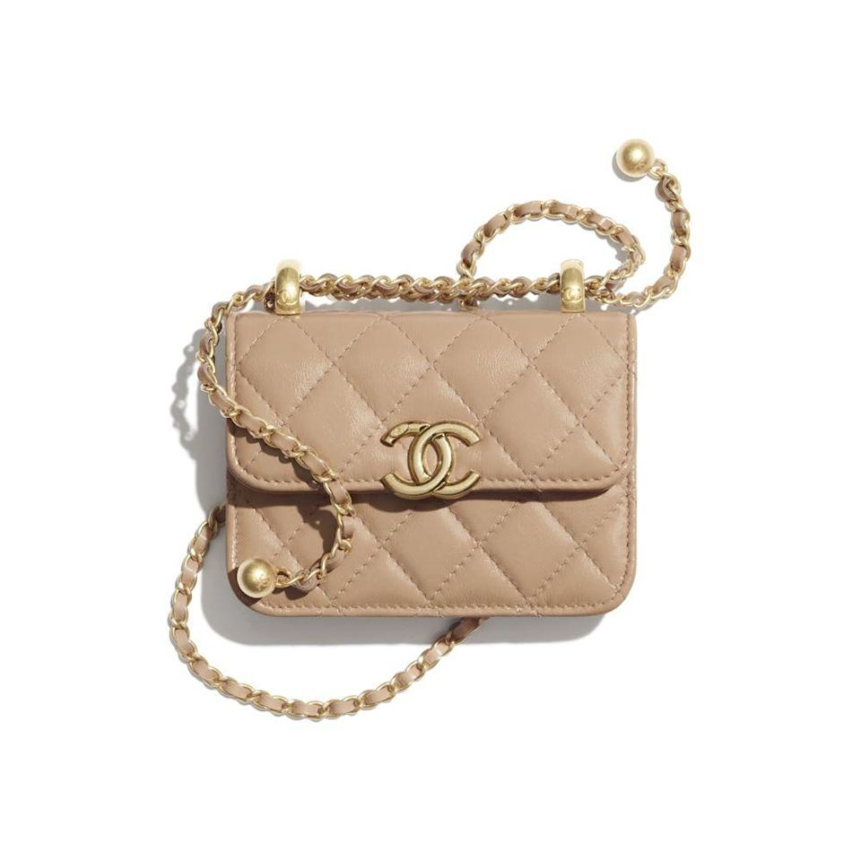 <p><strong>Chanel. </strong></p>