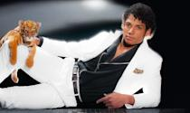 "Tampa Bay Buccaneers quarterback Josh Freeman as Michael Jackson's ""Thriller"" (ESPN The Magazine)"