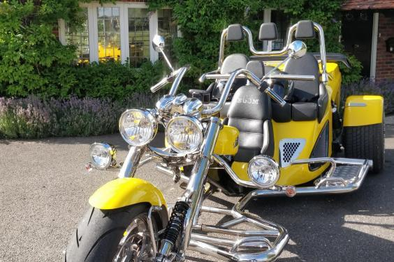 Let someone else do the driving with Chiltern Trike Tours (Chiltern Trike Tours)