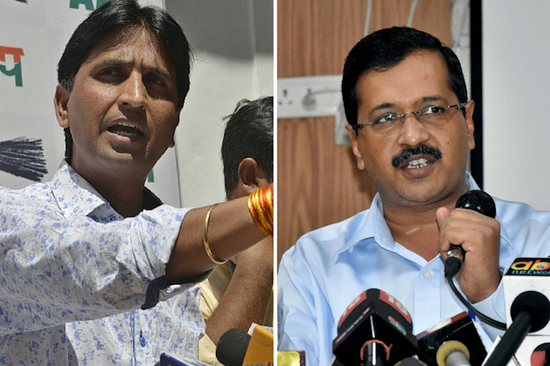 Kapil Mishra's Explosive Charge Against Arvind Kejriwal Unites Warring Factions