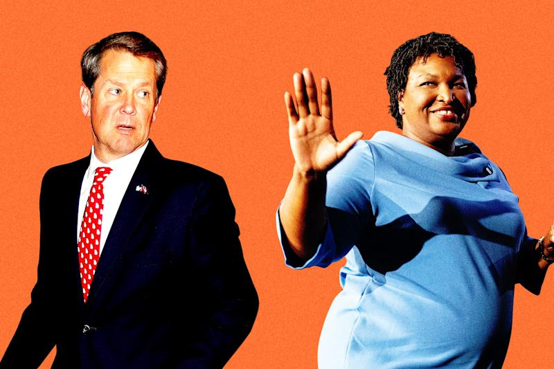 How Georgia Could Still Go to Stacey Abrams