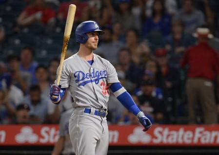 Bellinger, Trout continue to lead All-Star voting