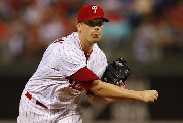 Jeremy Hellickson looks like a trade candidate again in 2017. (Getty Images/Rich Schultz)