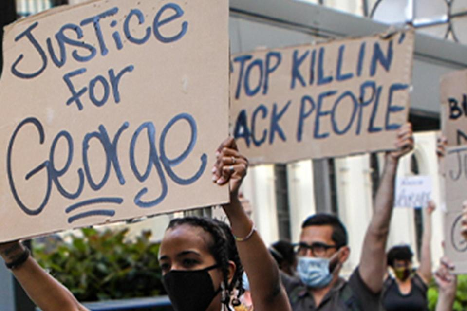 "<p>There's no bigger battle than the one to dismantle the deeply unjust political and institutional policies that undermine Black progress in America. The NAACP's Legal Defense and Education Fund has been at it for decades. —Jon Wilde</p> <p><a href=""https://www.naacpldf.org/"" rel=""nofollow noopener"" target=""_blank"" data-ylk=""slk:Donate Now"" class=""link rapid-noclick-resp"">Donate Now</a></p>"