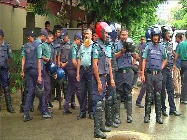 Bangladesh cafe terrorist attack