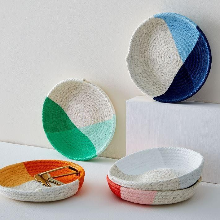 <p>I love the look of these pretty <span>Closed Mondays Tiny Trays</span> ($30 each).</p>