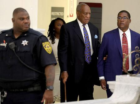 Judge weighs Cosby's sentence after declaring him 'predator'