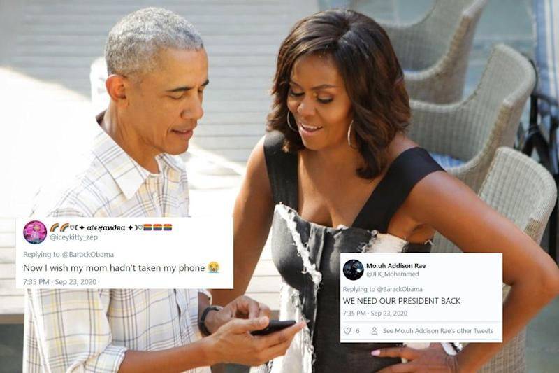 You Can Now Text Barack Obama Anything You Want. Here's What You Need to Know