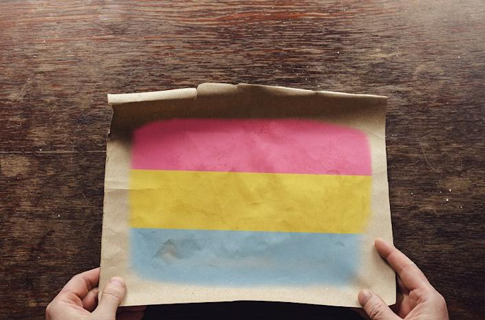 Pansexuality can be considered a larger umbrella under which bisexuality is a sub-set.
