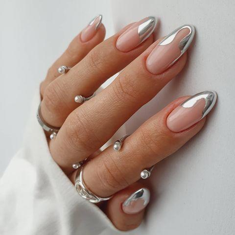 """<p>Remember that scene from Game of Thrones with Khaleesi's brother? Why not match your nails to it...</p><p><a href=""""https://www.instagram.com/p/CLjRYDxM3in/"""" rel=""""nofollow noopener"""" target=""""_blank"""" data-ylk=""""slk:See the original post on Instagram"""" class=""""link rapid-noclick-resp"""">See the original post on Instagram</a></p>"""