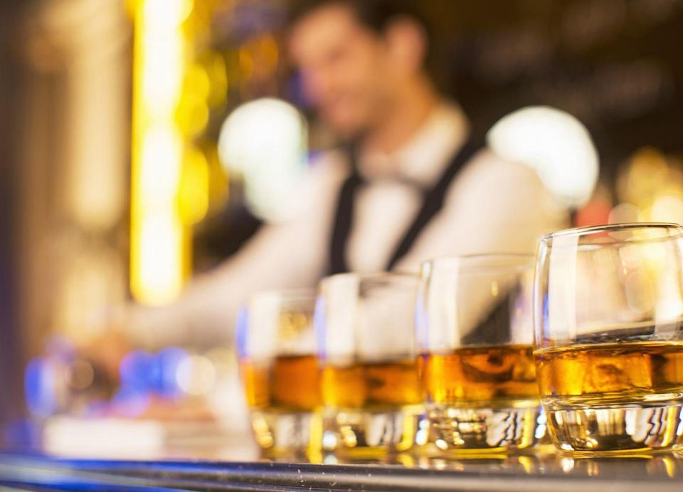 <p>Leave your double-fisting habit at home if you're heading to Hawaii, because it's definitely not okay to have more than one alcoholic drink in front of you at a time.</p>