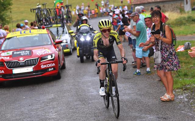Yates took the win in Foix for second stage victory in the space of four days - Velo