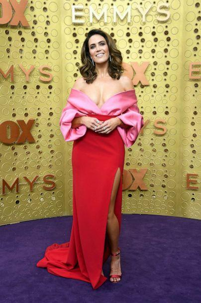 PHOTO: Mandy Moore attends the 71st Emmy Awards at Microsoft Theater on September 22, 2019 in Los Angeles, California. (Frazer Harrison/Getty Images)