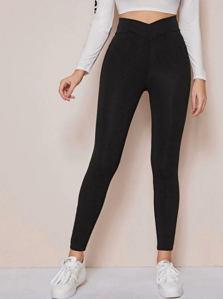 ROMWE tiktok aerie leggings dupes