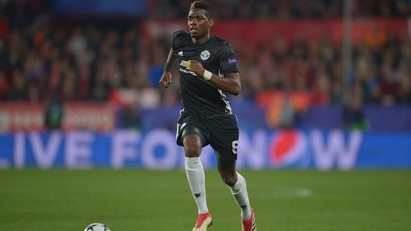 Mourinho happy with 'big effort' from Pogba