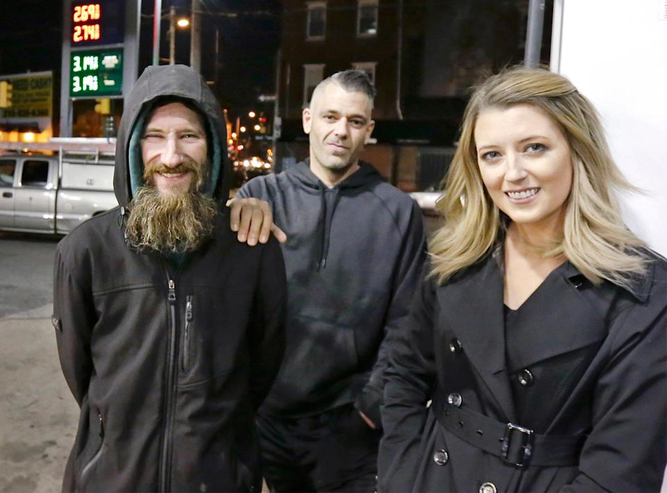 Homeless Man and N.J. Woman Plead Guilty to GoFundMe Scam
