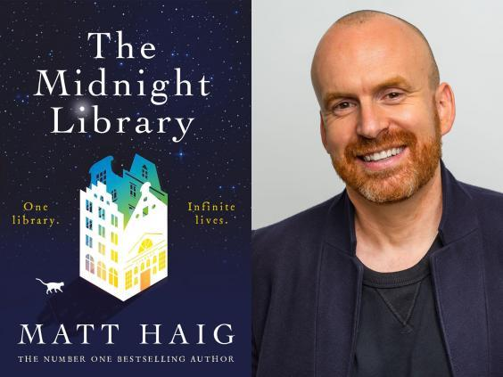 Matt Haig is one of the most inspirational popular writers on mental health and his latest novel deals with suicide (Kan Lailey)