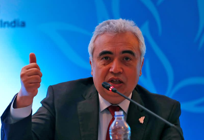 IEA sets out $3 trillion energy sector recovery plan to spur growth, cut emissions
