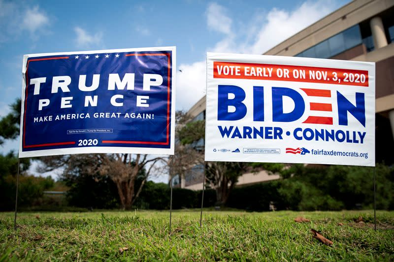 Testing ahead of U.S. elections reveals struggle to quell disinformation