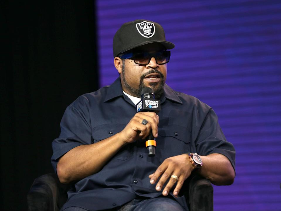 Ice Cube (Getty Images for REVOLT)