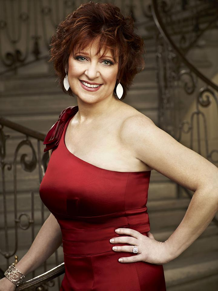 "Caroline Manzo stars in ""The Real Housewives of New Jersey."""