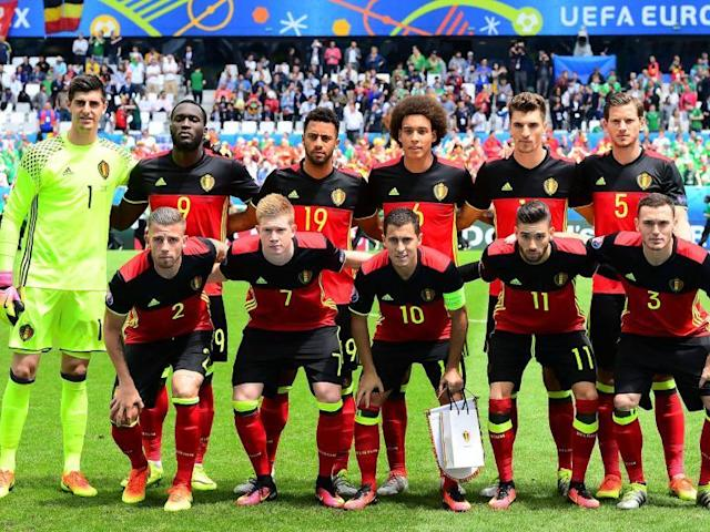 Belgium World Cup squad: Radja Nainggolan left out of initial 28-man squad for Russia 2018