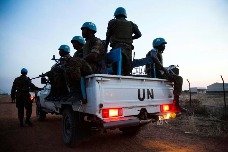 UN deploys troops to new base as violence surges in S.Sudan