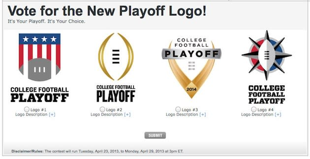 Now That The New College Football Playoff Has An Amazing Name Yes Seriously Its Time To Add A Snazzy Logo