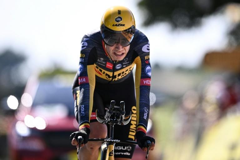 Van Aert won three stages on this year's Tour de France