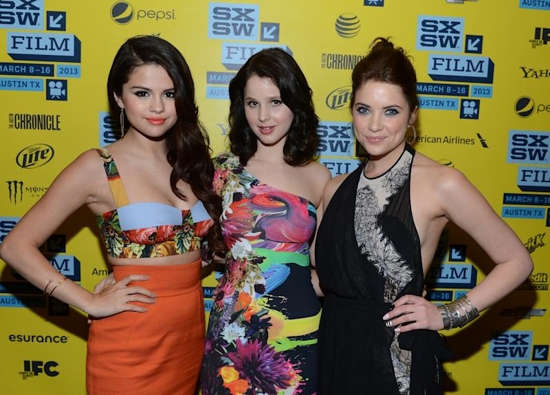 """Spring Breakers"" Greenroom Photo Op - 2013 SXSW Music, Film + Interactive Festival"