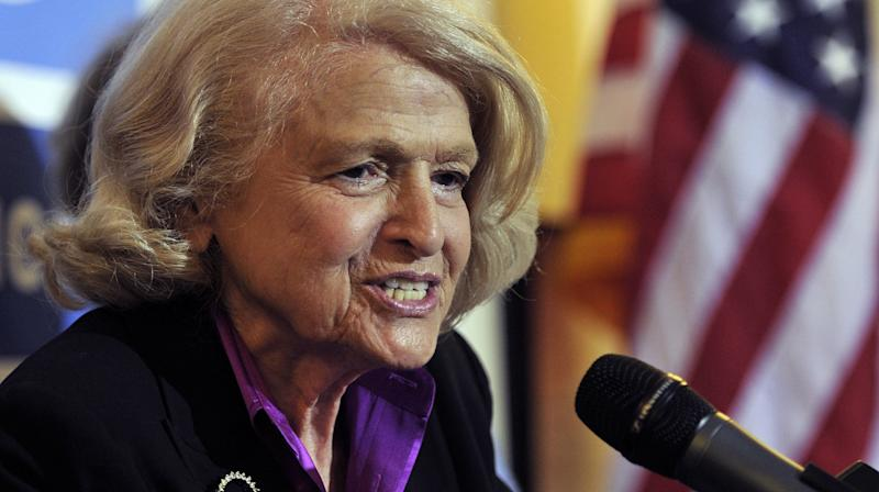 Bill Clinton, Andy Cohen, Lea DeLaria And More Mourn Edie Windsor's Death