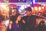 """<p>If there's just a cute photo and no personal details, it means <a href=""""https://www.popsugar.com/love/What-Does-Guy-Dating-Profile-Mean-41489138"""" rel=""""nofollow noopener"""" target=""""_blank"""" data-ylk=""""slk:this person is trying to hide something from you"""" class=""""link rapid-noclick-resp"""">this person is trying to hide something from you</a>, and it could definitely mean a partner. If they're single, they'll want to meet someone for a real relationship (beyond the physical or attention over chat), then they'll give some insight into what makes them tick.</p>"""
