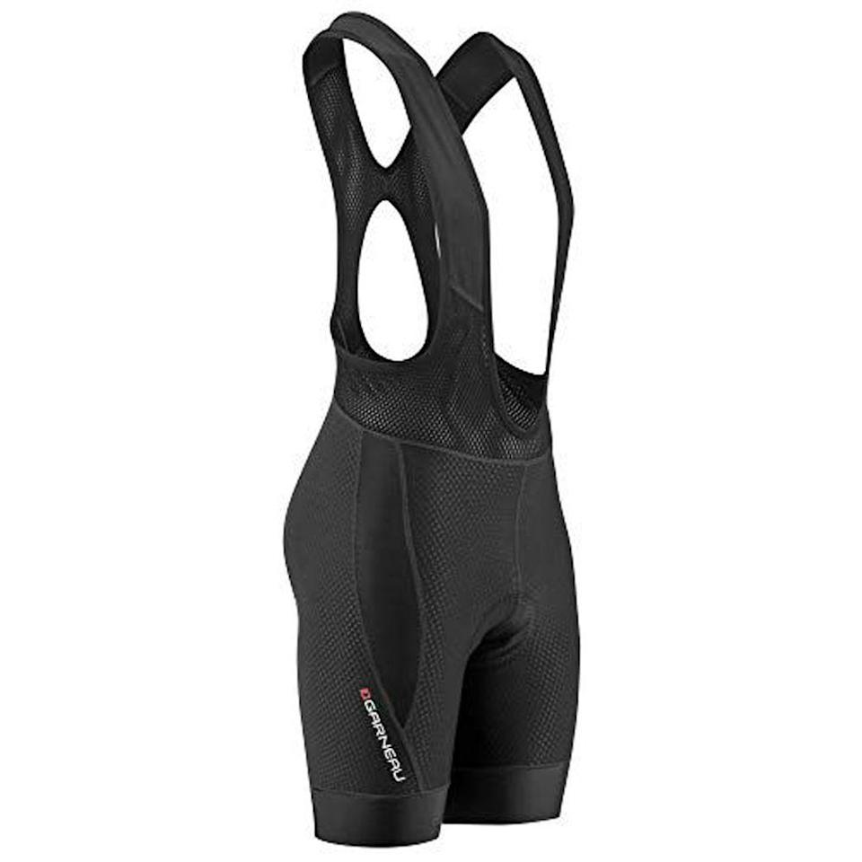 """<p><strong>Louis Garneau</strong></p><p>competitivecyclist.com</p><p><strong>$150.00</strong></p><p><a href=""""https://go.redirectingat.com?id=74968X1596630&url=https%3A%2F%2Fwww.competitivecyclist.com%2Flouis-garneau-cb-carbon-2-shorts-mens&sref=https%3A%2F%2Fwww.menshealth.com%2Ffitness%2Fg27285318%2Fbest-cycling-shorts%2F"""" rel=""""nofollow noopener"""" target=""""_blank"""" data-ylk=""""slk:Shop Now"""" class=""""link rapid-noclick-resp"""">Shop Now</a></p><p>This high-tech bib is fit for high mileage rides, with an ergonomic fit and compressive fabric that aims to increase blood flow. The brand claims the Aero Lazer band at the thigh also improves aerodynamics and muscle support.</p>"""