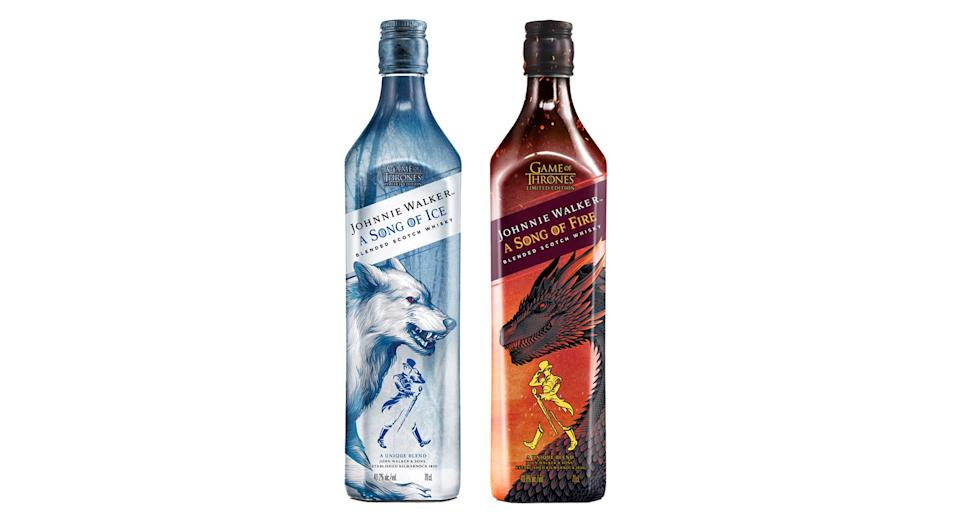 """<a href=""""https://www.amazon.co.uk/Johnnie-Walker-Limited-Thrones-Whisky/dp/B07X851CHF?tag=yahooukedit-21 """" rel=""""nofollow noopener"""" target=""""_blank"""" data-ylk=""""slk:Shop now"""" class=""""link rapid-noclick-resp"""">Shop now</a>."""