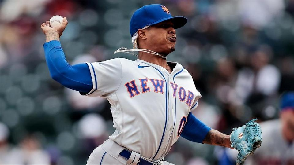 Mets vs Rockies Marcus Stroman pitches first inning at Coors Field