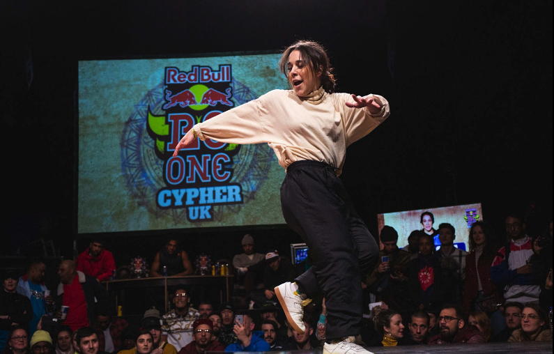 Vanessa Marina, the 2019 B-Girl champion, blends floor work, freezes and transitions to build original flowsRed Bull