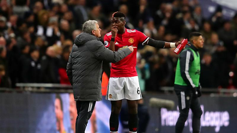 Mourinho drops Pogba in favour of McTominay for Huddersfield clash
