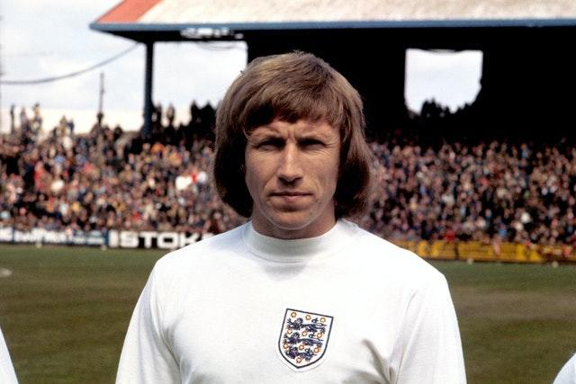Colin Bell won 48 caps for England