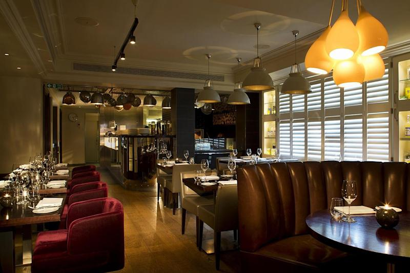 Laid back glamour at Hunter 486 within The Arch Hotel: The Arch London
