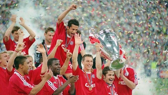 """<p>With the third most all-time victories in the Champions League, Bayern are also the only team with Real Madrid and Ajax to have won three European Cups in a row. That was in 1974, 1975 and 1976, and the team was lead by the legends Franz Beckenbauer, Gerd Müller and Uli Hoeness back then. </p> <br><p>But Bayern are also one of the most """"unlucky"""" teams in European history, with as many lost finals as won. In 1982 against Aston Villa, in 1987 against FC Porto, in 1999 against Manchester United, in 2010 against Inter Milan and in 2012 against Chelsea, Bayern ended up being the unhappy finalist. </p>"""
