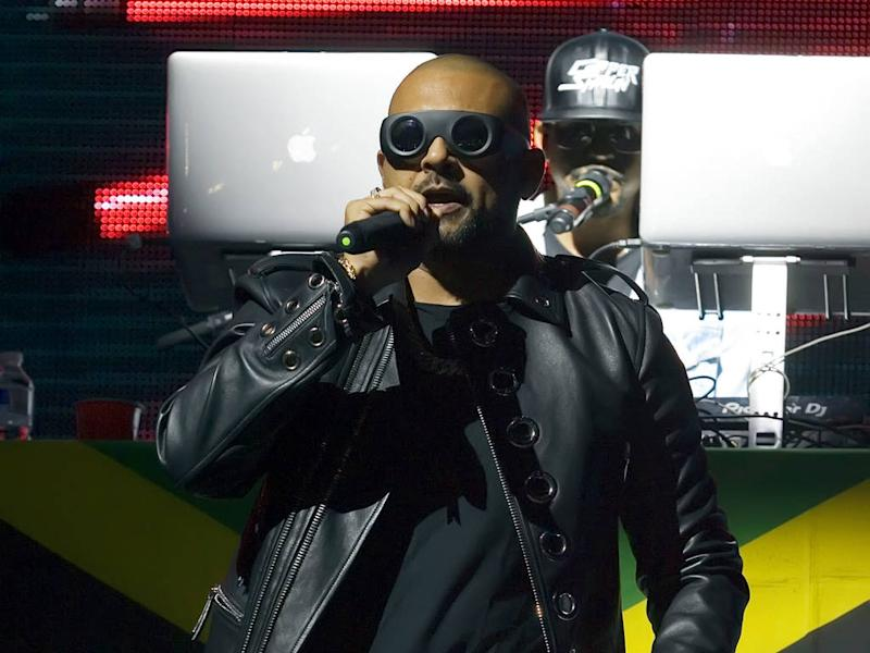 Sean Paul giving up partying for family time