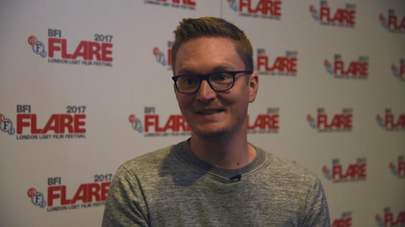 Director Nathan Adloff speaks to the Standard at BFI Flare
