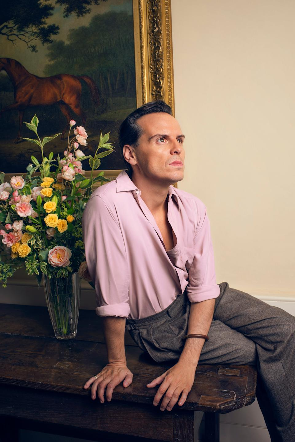 Some good news: Andrew Scott is back on our screens soonBBC Studios/Steve Schofield