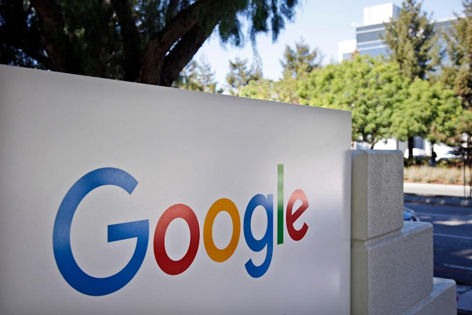Google's office in Mountain View, California. (AP)