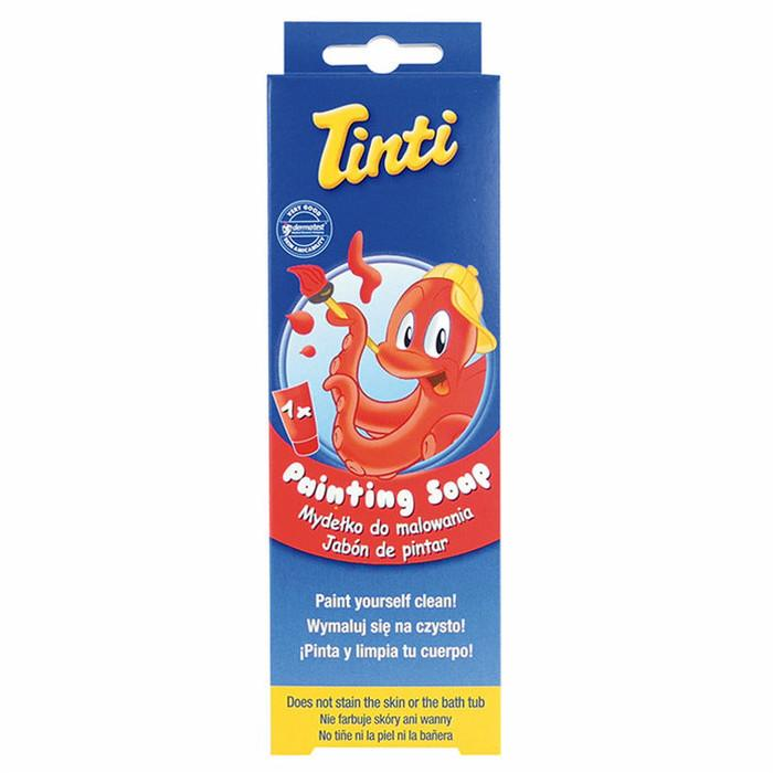 Tinti Bath Painting Soap in Red, $9.95 from Nourished Life
